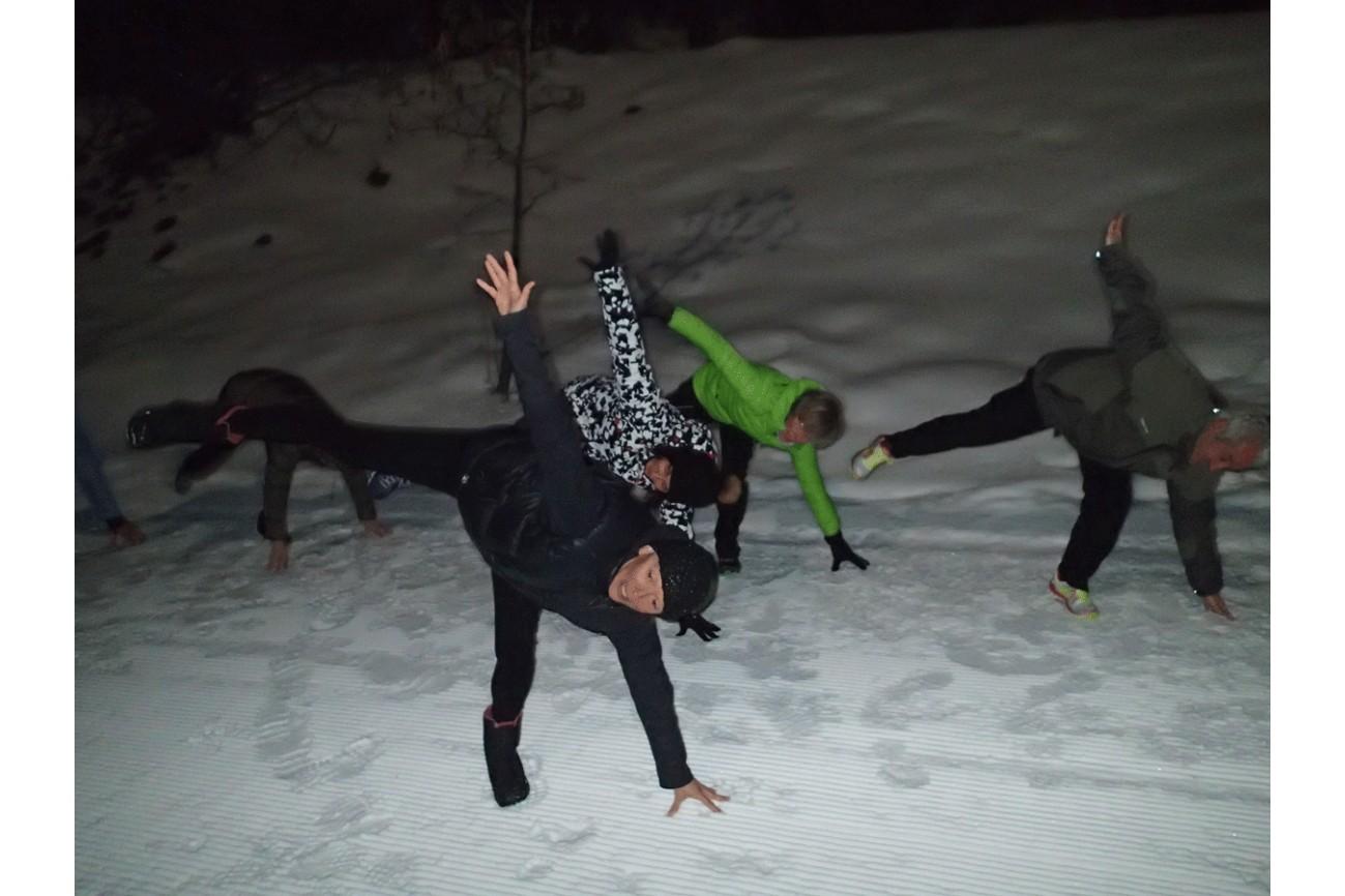 Séjour rando yoga du 22 au 25 mars dans le Queyras