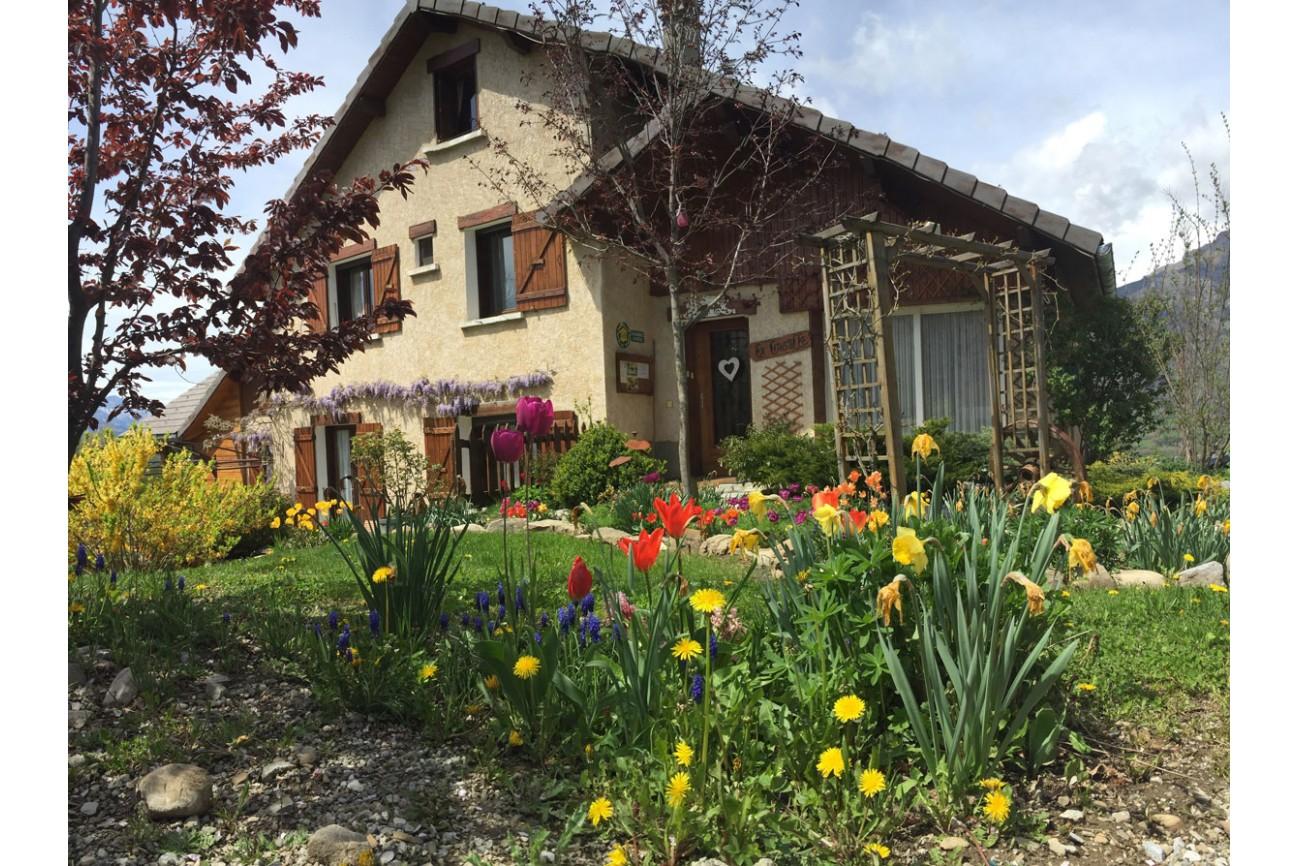 Chambres d'hôtes lacoustille vallée du Champsaur Hautes-Alpes