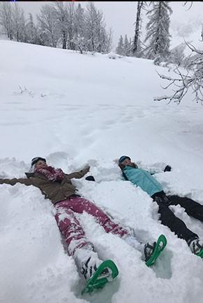 Séjour rando yoga du 2 au 5 février dans les Hautes-Alpes