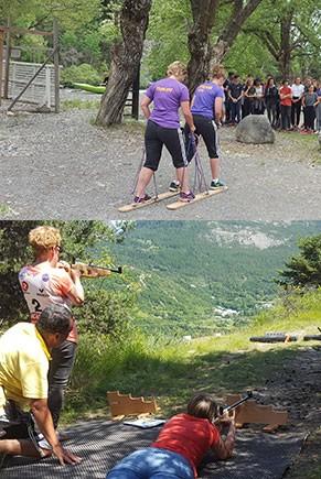 Challenge en famille, Hautes-Alpes