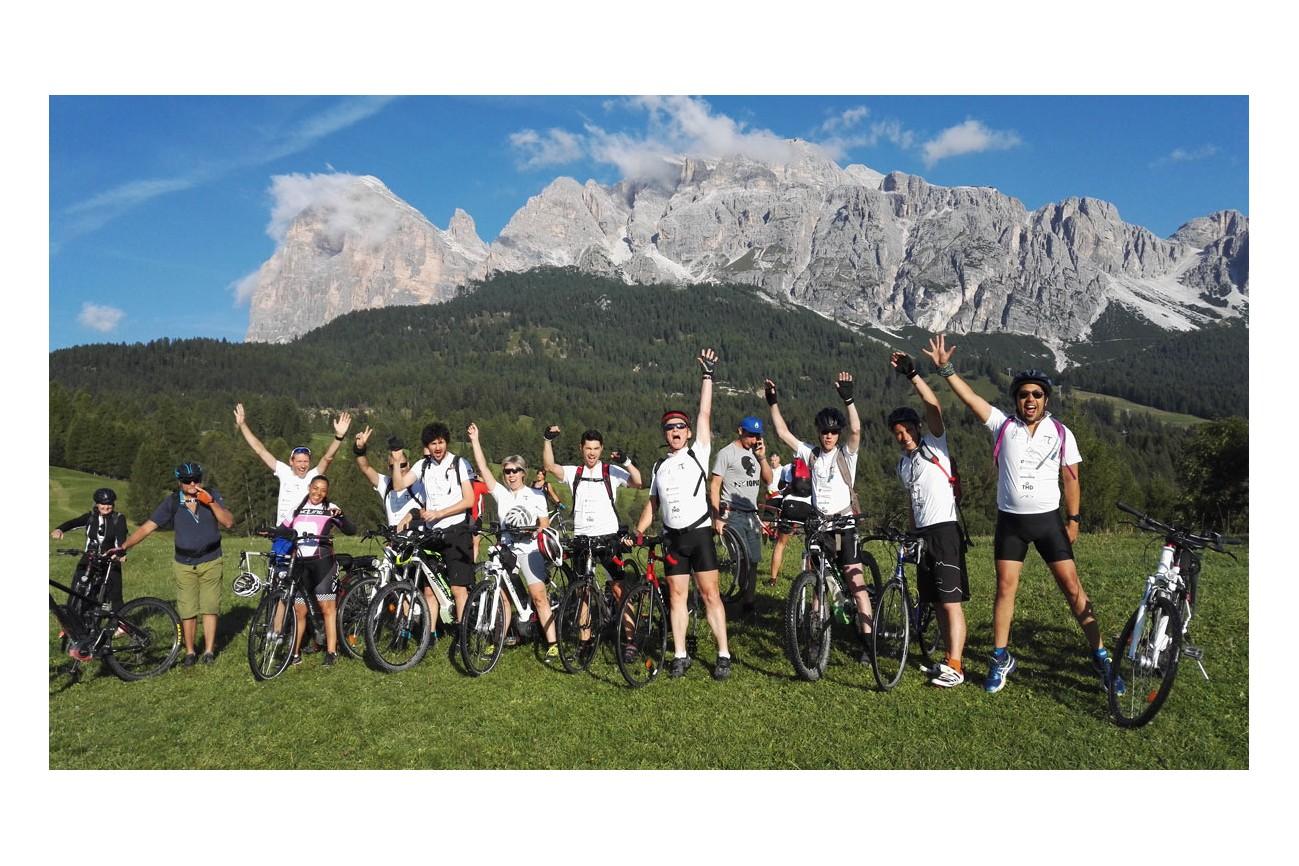 VTT ELECTRIQUE autour du Queyras Hautes-Alpes