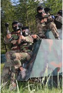 PAINTBALL A LA STATION DES ORRES