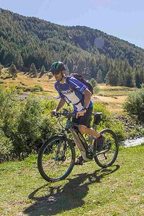 VTT ELECTRIQUE dans les Hautes-Alpes