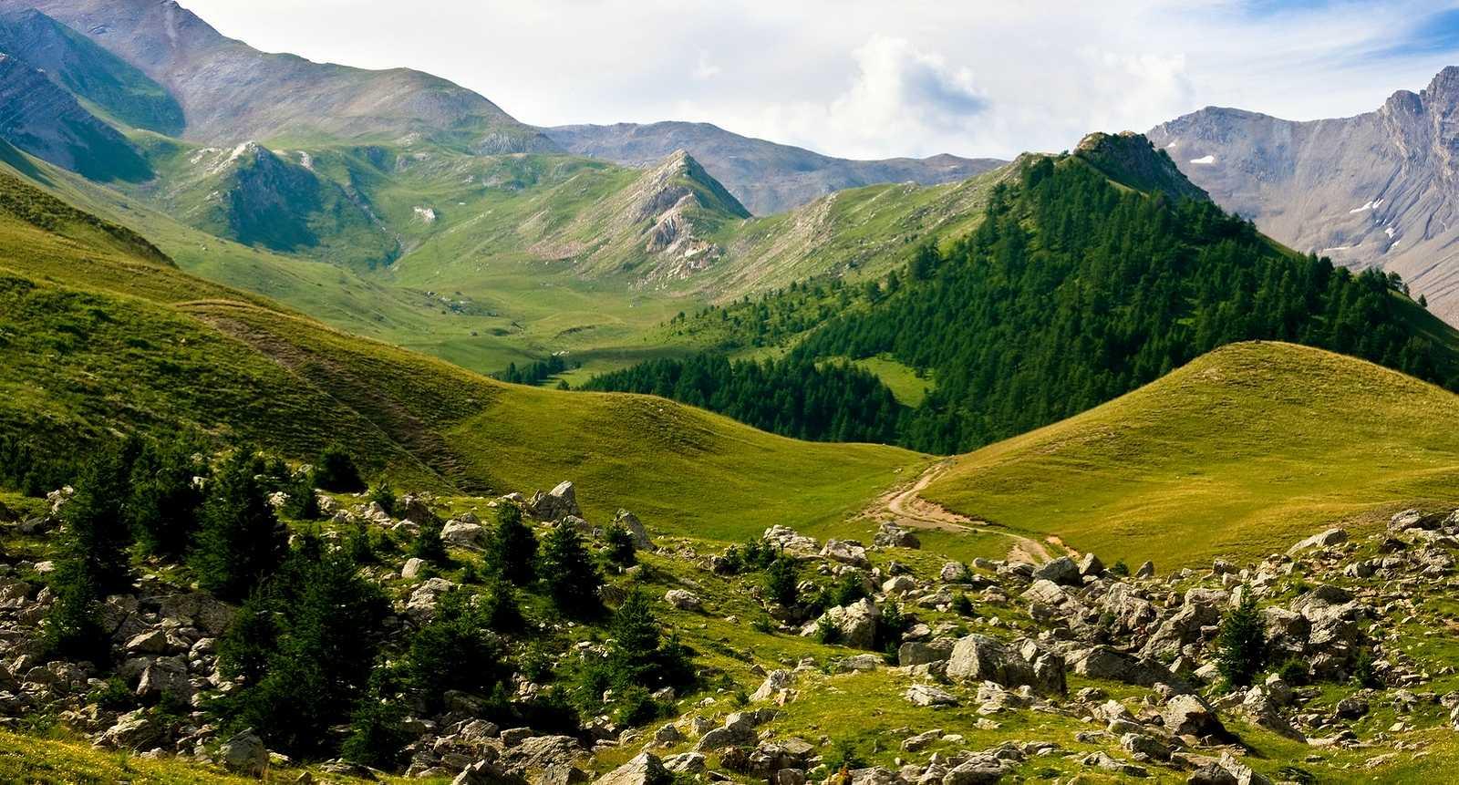 L'embrunais paysage magnifique