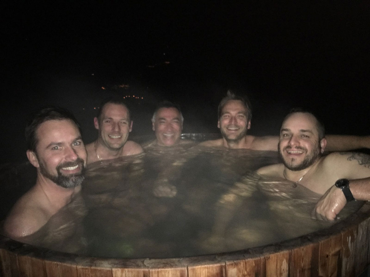 Séminaire des directeurs de la société SONEPAR dans les Hautes-Alpes avec Alpes idées Séjours
